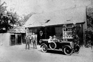 Automobile Garage